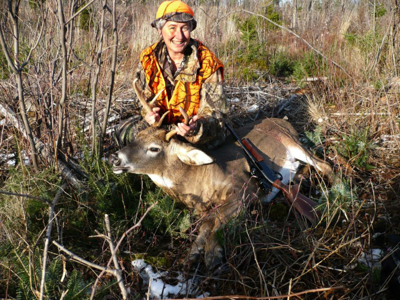 Barb's buck- 2015 dressed  200 lbs