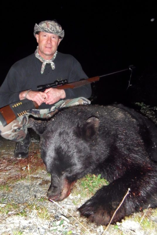 Reed Foster's boar dressed302 lb
